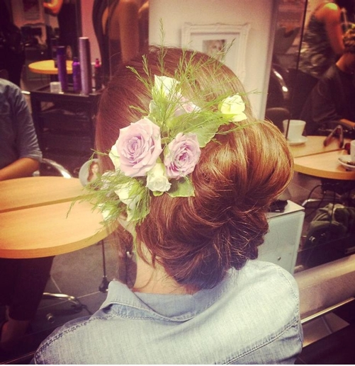 Bridal Hairstyling in Milton Keynes